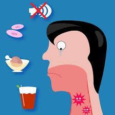 صورة علاج التهاب الحلق الشديد في المنزل