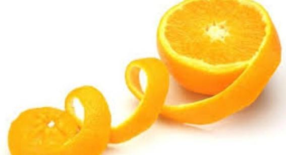 ماسك قشر البرتقال
