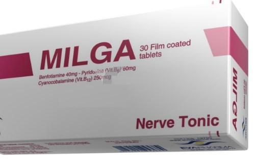 صورة دواء ميلجا اقراص milga tab