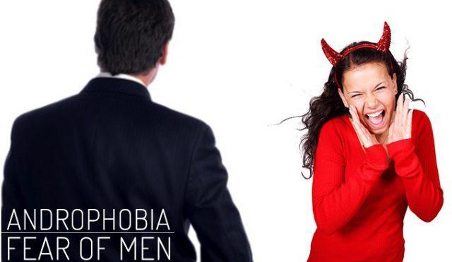 صورة فوبيا الخوف من الرجال
