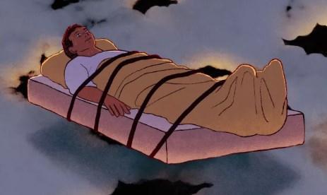 شلل النوم