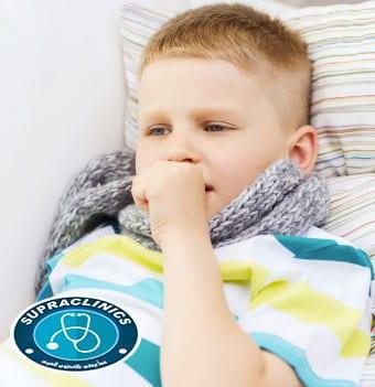 علاج البرد عند الاطفال الرضع