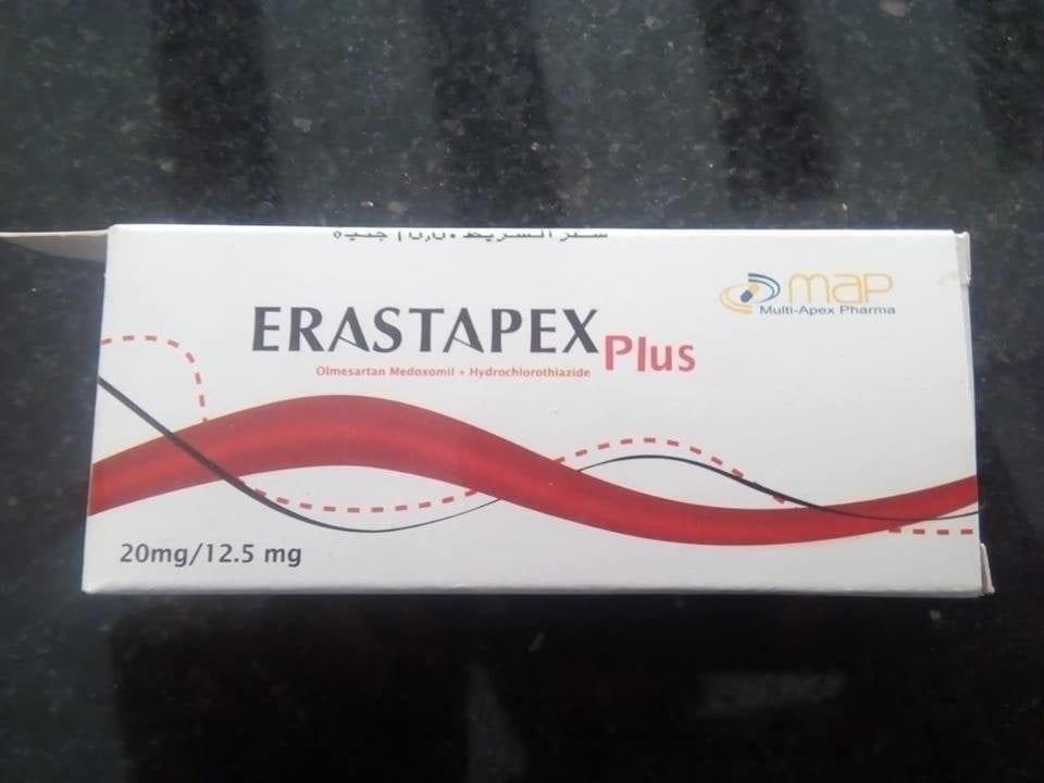 دواء ايراستابكس Erastapex