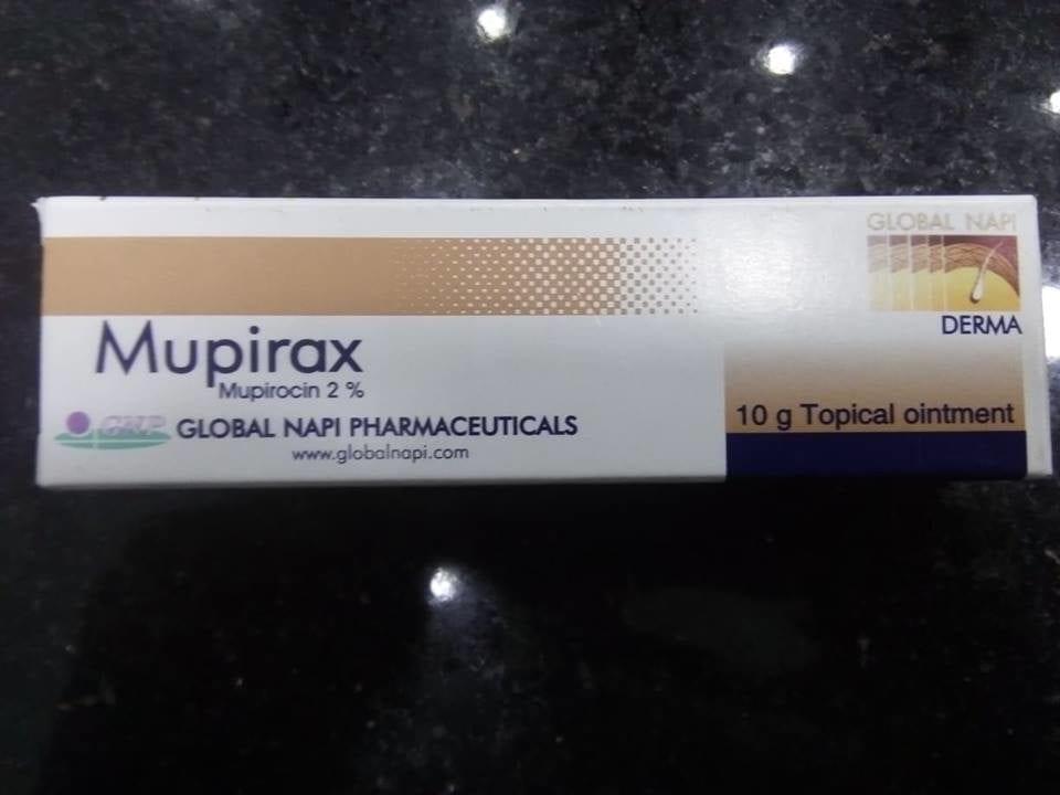 مرهم ميوبراكس mupirax