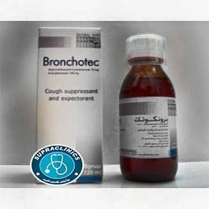 صورة برونكوتك شراب للاطفال bronchotec syp
