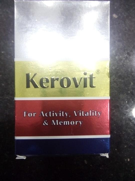 Photo of دواء كيروفيت kerovit كبسول افضل ملتي فيتامين في مصر