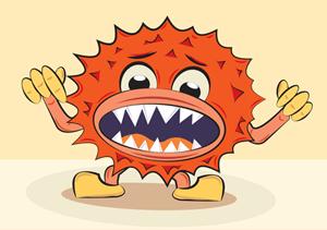 علاج فطريات الفم