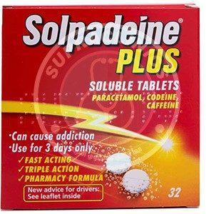Solpadeine Price