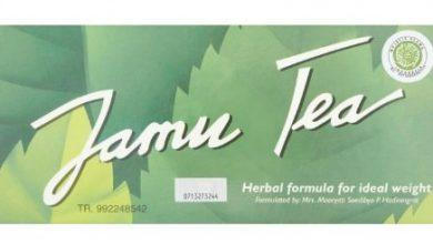 Jamu slimming tea