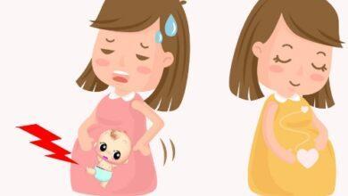 صورة كيف اعرف اني حامل قبل الدورة عالم حواء