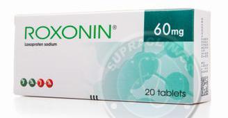 أقراص روكسونين لخفض درجة الحرارة وعلاج نزلات البرد