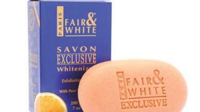 Fair and White Soap