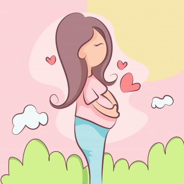 الفرق بين أعراض الحمل قبل الدورة وأعراض الحيض