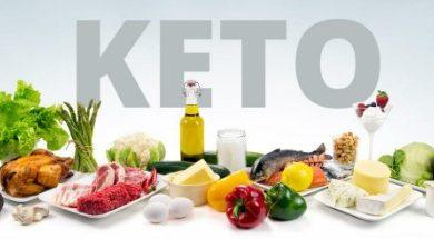 معدل نزول الوزن في الكيتو دايت