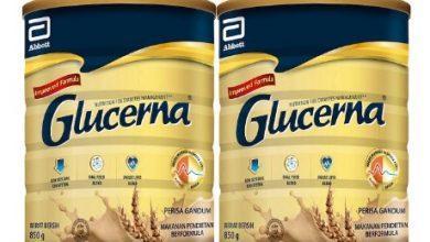 فوائد وطريقة إستعمال وسعر حليب جلوسيرنا Glucerna Milk