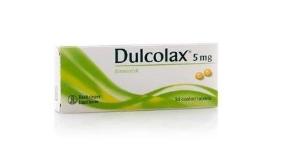سعر دواء دولكولاكس ملين لعلاج الإمساك