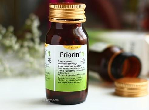 هل حبوب برايورين تسمن Priorin N