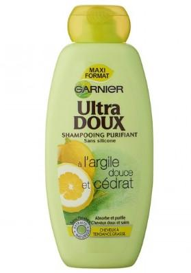 شامبو غارنييه الترا دو بالليمون Garnier Ultra Doux Citrus Lemon Clay Shampoo