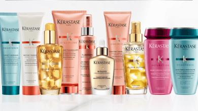 شامبو كريستاس Kerastase Shampoo لإعادة بناء الشعر