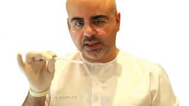 دكتور قاسم اهلي Dr.Qassim Ahli إستشاري الجراحات الترميمية
